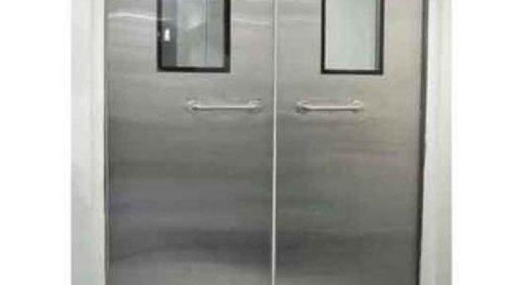 Ankara'da Çift Kanat Test Kapısı Projemiz
